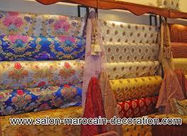 tissu pour canapé pas cher meuble salon marocain page 2 sur 3 salon marocain