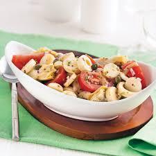 cuisiner coeur d artichaut salade de coeurs recettes cuisine et nutrition pratico pratique