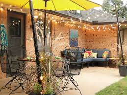 Backyard Light Pole by Easy Outdoor Planter Boxes And Lighting Fix Frazzled Joy