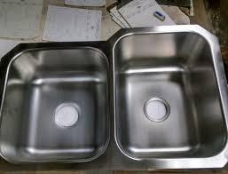Revere Kitchen Sinks Revere Kitchen Undermount Stainless Steel 32 25x20 5x8