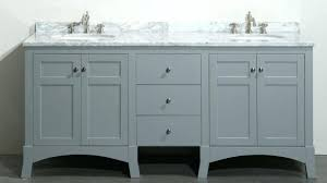 46 Bathroom Vanity 46 Bathroom Vanity Popular Top White Inch Houzz Intended For