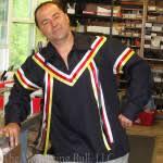 ribbon shirt american ribbon shirts the wandering bull llc