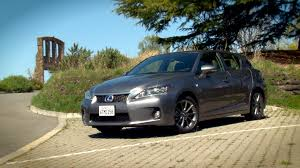 lexus ct200 hybrid driving sports tv 2013 lexus ct200h hybrid hatch reviewed youtube