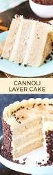 cannoli layer cake cannoli cinnamon cake and mascarpone