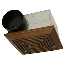 tfv70 bz 70 cfm bathroom exhaust fan bronze