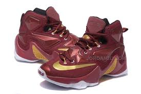Nike Lebron 13 nike lebron 13 wine gold buy now price 91 00 new air