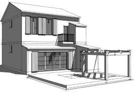 photos d extension de maison réalisations extension rénovation décoration maison individuelles