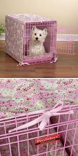 dog crate dog crate cover puppies pinterest crate transform an ordinary metal crate into a den of luxury with this