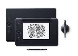 Tablette Graphique Wacom Intuos Pro Home