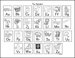 printable alphabet grid free ink friendly alphabet chart aligned with a kinesthetic