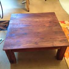 Extra Large Square Coffee Tables - coffee table incredible large square buy wooden with storage