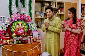 home decoration of ganesh festival check out how our favourite celebs celebrated ganesh chaturthi at