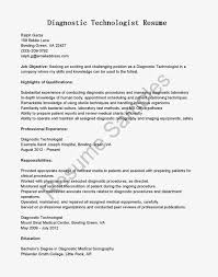 Monitor Tech Resume Fresh Sonographer Resume 15 Sonographer Cover Letter Letters