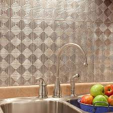 kitchen backsplash kit miniquattro in crosshatch silver tikspor