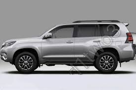 2018 toyota landcruiser prado set for frankfurt unveil