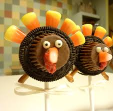 thanksgiving oreo turkey cookies recipe project denneler turkey treats for toddlers