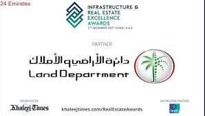 ladari coin dubai land department joins infrastructure and real estate