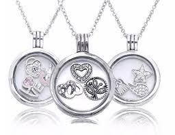 necklace pendant pandora images Authentic pandora floating charm necklace c6440 03e24 jpg