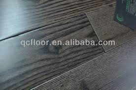 solid ash hardwood parquet flooring prices stained walnut color