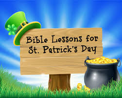 five bible lessons for kids on st patrick u0027s day growing kids