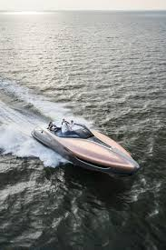 lexus hoverboard the story the lexus sport yacht concept nuvo