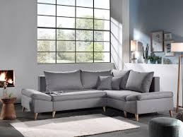 canapé d angle avec rangement canapé d angle droit convertible lima avec rangement subleem