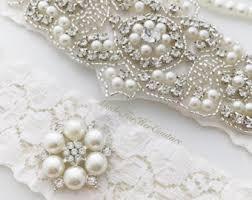 garters for wedding wedding garters etsy