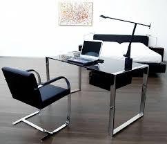Black Glass Computer Desks For Home Best Fresh Buy Modern Glass Computer Desk 11969