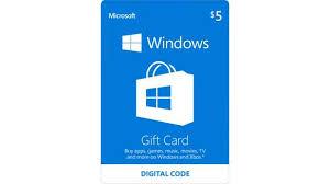 xbox digital gift card microsoft windows store digital gift card get it zappy deals