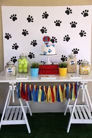 paw patrol candy table ideas paw patrol party supplies lifes little celebration