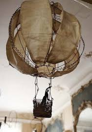 air balloon ceiling light kinda what i did with wire wire crafts pinterest air