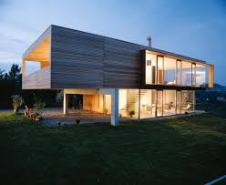 impressive house glass walls residential exterior penaime