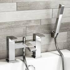 u0026 cold taps pillar bath taps soak com