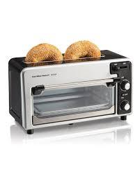 Best Toaster Ovens For Baking Amazon Com Hamilton Beach 22720 Toastation Toaster Oven Kitchen