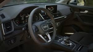 Audi Q5 Interior Colors - 2018 audi q5 interior design automototv youtube
