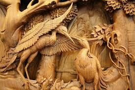 dongyang wood carving the fading of traditional