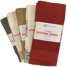 pack kitchen towels