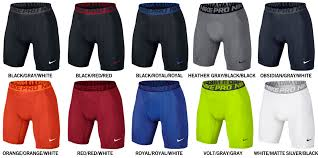 obsidian color chart pro cool compression 6in senior shorts