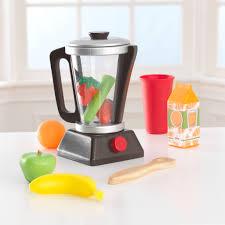 kidkraft modern espresso kitchen kidkraft espresso smoothie set 63376 kid kraft