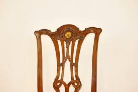 Chinese Chippendale Chair by Chinese Chippendale Mahogany Side Chair By Maitland Smith