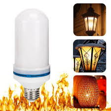 led flame effect fire light bulbs led flame effect fire light bulb flickering simulated party