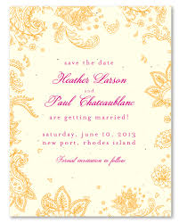 wedding invitations and save the dates for 15 colorful indian wedding invitations