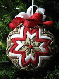 66 best quilted ornament images on pinterest christmas ideas
