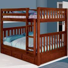Viv Rae Kaitlyn Full Over Full Bunk Bed  Reviews Wayfair - Images bunk beds
