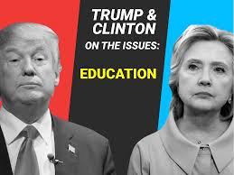 Singlek He Hillary Clinton And Donald Trump On Education Issues Business