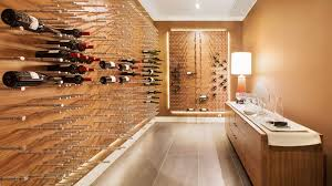 Home Wine Cellar Design Uk by Wine Cave 4site London Basements