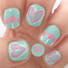 hawaiian nail art designs nails for teens girls nail designs