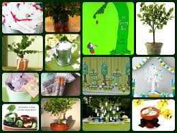 decorations tree decorating party food palm tree themed party