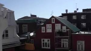 room tour room with a view hotel reykjavik iceland youtube