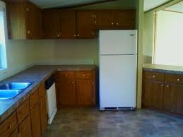 Trailer Kitchen Cabinets 48 Best Double Wides Images On Pinterest Double Wide Mobile
